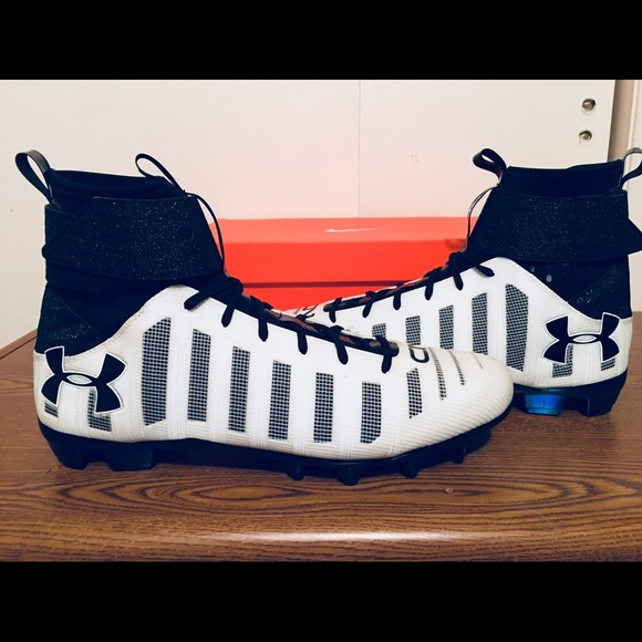 Under Armour Cam Newton Cleats Cn Size